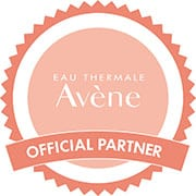 Avene partner badge