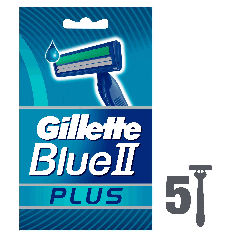 60724060fe Gillette Blue II Plus Ανδρικά Ξυραφάκια μιας χρήσης