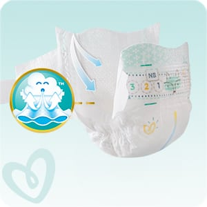 Pampers Premium Care Monthly Pack No.2 Mini (4-12