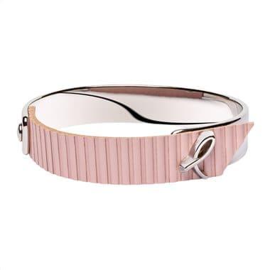 Estee Lauder Pink Ribbon Bracelet 2018 Βραχιόλι της Εκστρατείας για τον Καρκίνο του Μαστού, 1 τεμάχιο