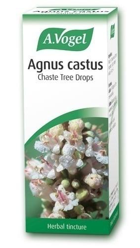 A. Vogel AGNUS CASTUS Βάμμα βιολογικής Λυγαριάς, 50ml