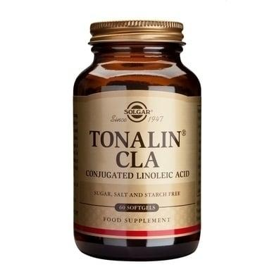 Solgar Tonalin CLA Συμπλήρωμα για αδυνάτισμα,60caps