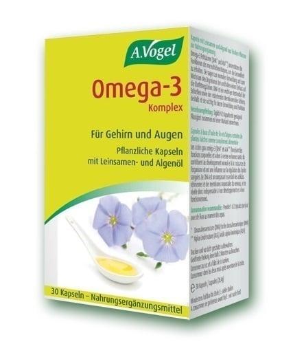 A. Vogel Omega-3 Complex, 30 caps
