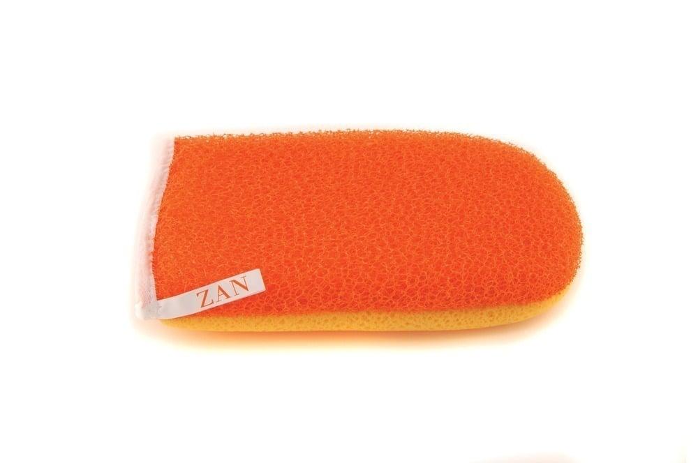 Zan Sot (12.201) Γάντι μπάνιου διπλό, κατά της κυτταρίτιδας,1 τμχ
