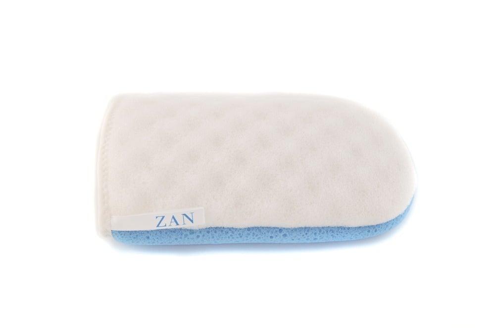 Zan Sot (12.202) Γάντι μπάνιου διπλό, 1 τμχ