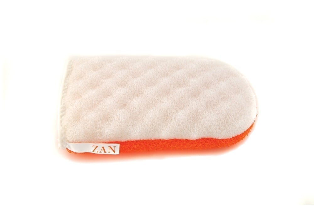 Zan Sot (12.103) Γάντι μπάνιου διπλό, 1 τχ