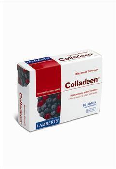 LAMBERTS COLLADEEN DOUBLE STRENGTH 160MG, 60 tabs