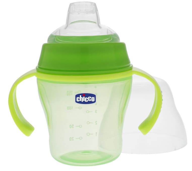 Chicco Soft Cup 6m+, 200ml