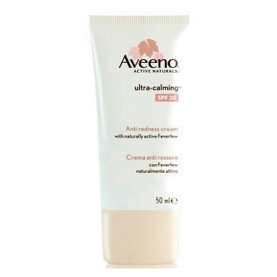 Aveeno Ultra Calming Anti Redness Cream SPF20, 50 ml