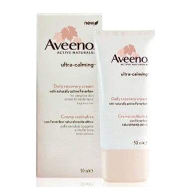 Aveeno Ultra Calming Soothing Cream, 50 ml