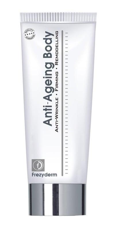 Frezyderm Anti-Ageing Body Cream Αντιγηραντική Ενυδατική Κρέμα Σώματος, 200ml