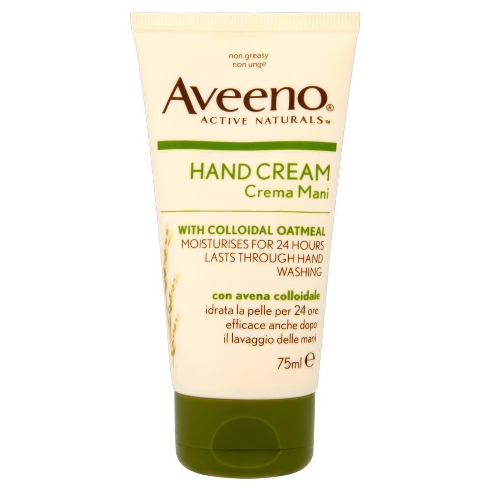 Aveeno Hand Cream, 75 ml