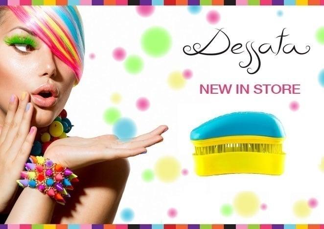Dessata Mini Βούρτσα Μαλλιών, 1 τεμάχιο