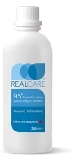 Real Care Alcoholic Lotion 95°, 250ml