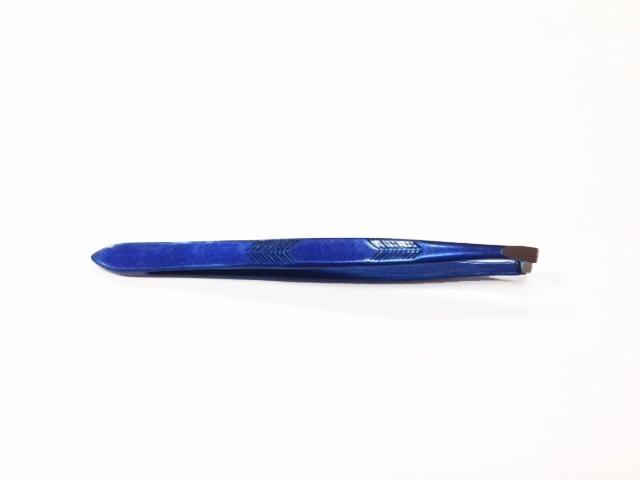 Zan Sot (20.532) Τσιμπιδάκι Φρυδιών (Τριχολαβίδα) με λοξή λαβίδα, 1 τμχ