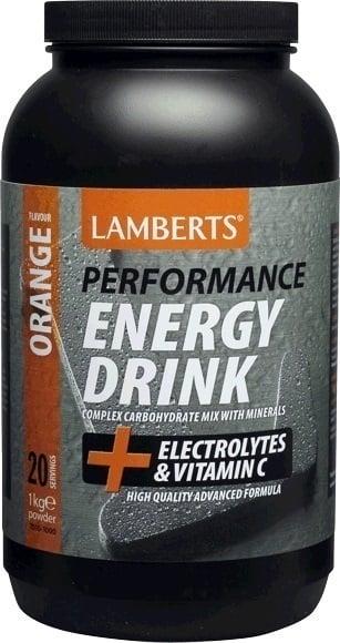 LAMBERTS Performance ORANGE ENERGY DRINK 1kg