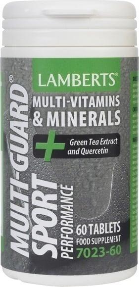 Lamberts Multi Guard Sport Performance 60 tabs