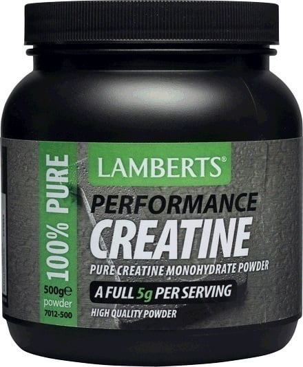 LAMBERTS Performance CREATINE Powder 500gr