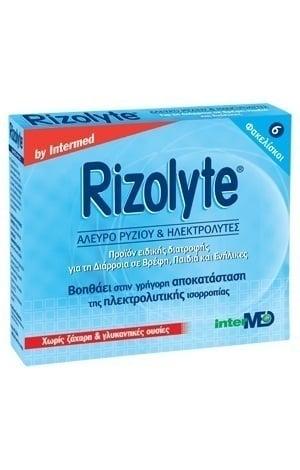 Intermed Rizolyte - 6 φακελάκια