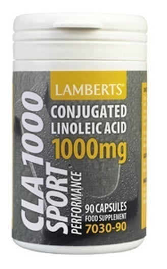 LAMBERTS Performance CLA Sport 1000mg , 90 caps