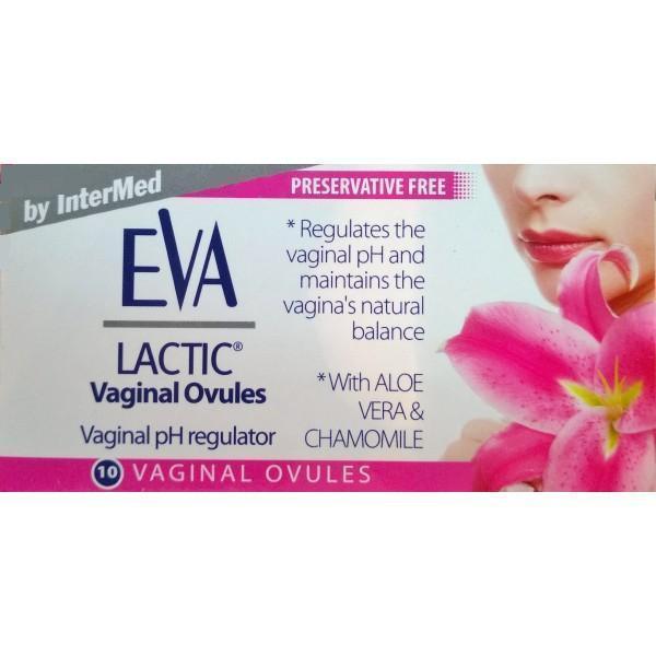 Intermed Eva Lactic Ovules, 10 τεμάχια