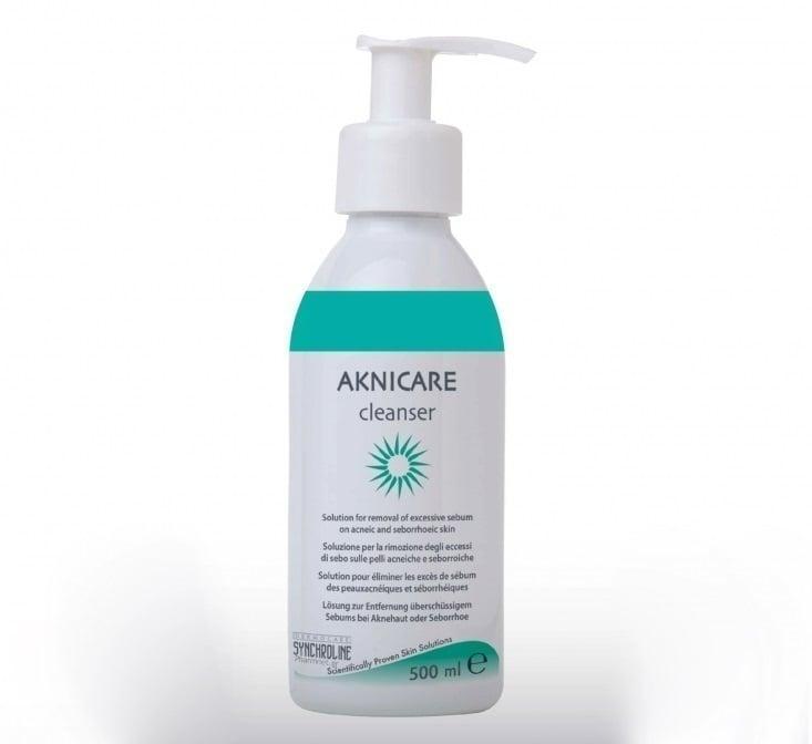 Synchroline Aknicare Cleanser, 500 ml