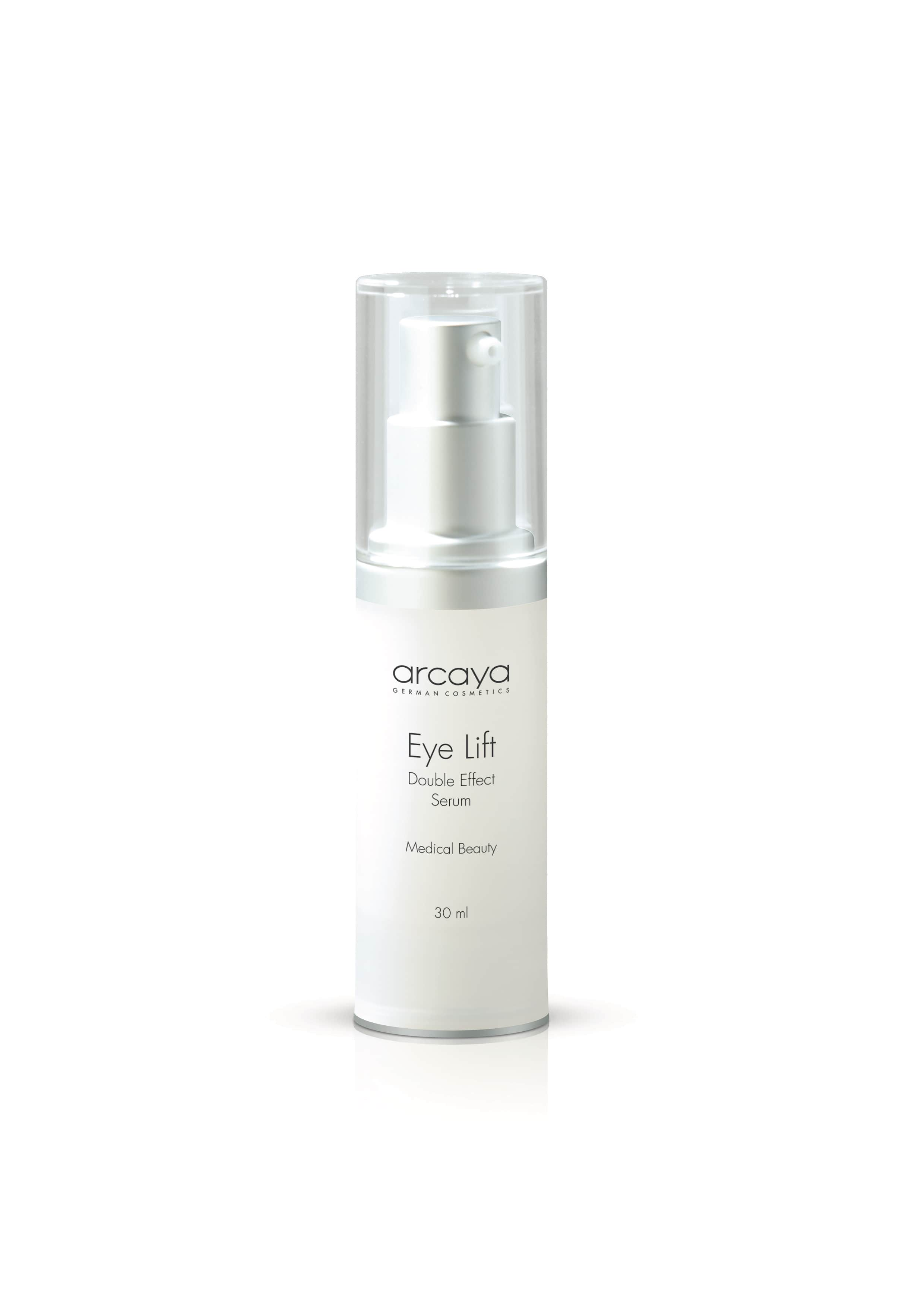 Arcaya Eye Lift Double Effect Serum Συμπυκνωμένο?ς? Ορός? για την περιοχή των Ματιών, 30ml