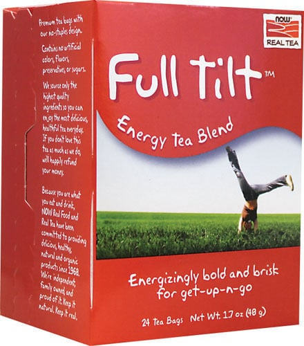 Now Full Tilt Energy, 24 φακελάκια