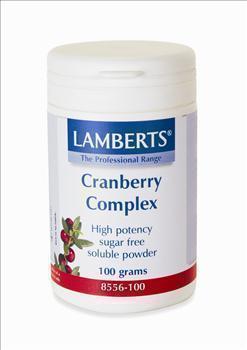 LAMBERTS CRANBERRY COMPLEX, POWDER, 100 gr