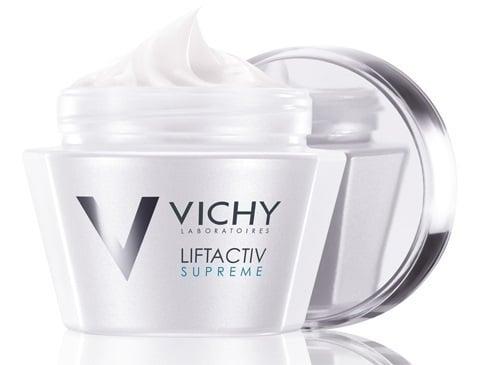 Vichy LIFTACTIV Supreme. Κατάλληλη για κανονική / μικτή & ευαίσθητη επιδερμίδα 50ml