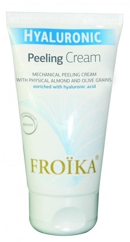 FROIKA HYALURONIC Peeling Cream, 75ml