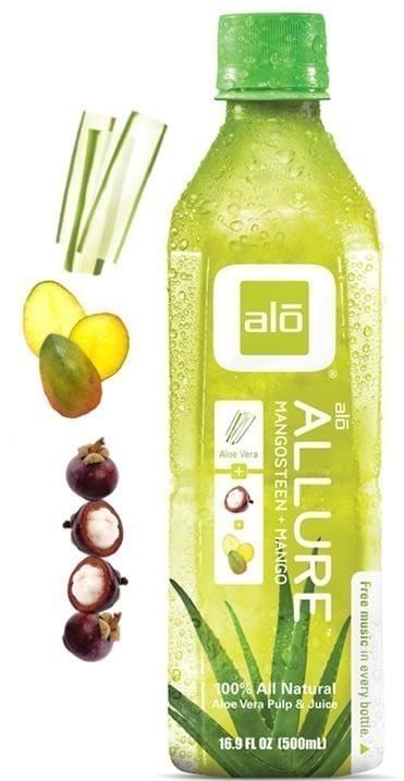 Alo Allure, 100% Φυσικός Χυμός Αλόης για Όλες τις Ώρες, 500ml
