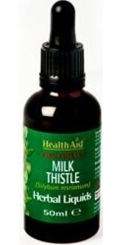 Health Aid MILK THISTLE Liquid , 50ml