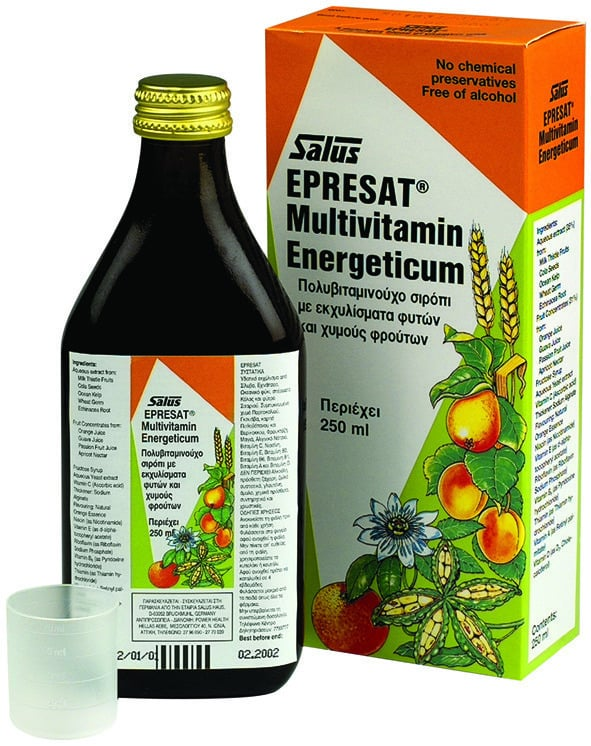 Power Health Epresat σιρόπι, 250 ml