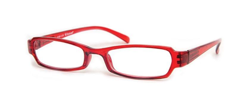 Vitorgan EyeLead E109 Γυναικεία Γυαλιά Πρεσβυωπίας, Κοκκάλινα σε Κόκκινο Χρώμα. Συνοδεύεται από μαλακή θήκη με κορδόνι & πανάκι καθαρισμού, 1 τμχ