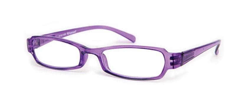 Vitorgan EyeLead E110 Γυναικεία Γυαλιά Πρεσβυωπίας, Κοκκάλινα σε Μωβ Χρώμα. Συνοδεύεται από σκληρή θήκη με κορδόνι & πανάκι καθαρισμού, 1 τμχ