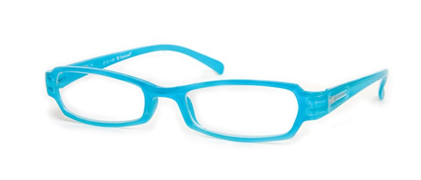Vitorgan EyeLead E112 Γυναικεία Γυαλιά Πρεσβυωπίας ,Κοκκάλινα σε Γαλάζιο χρώμα. Συνοδεύεται από σκληρή θήκη με κορδόνι & πανάκι καθαρισμού, 1 τμχ