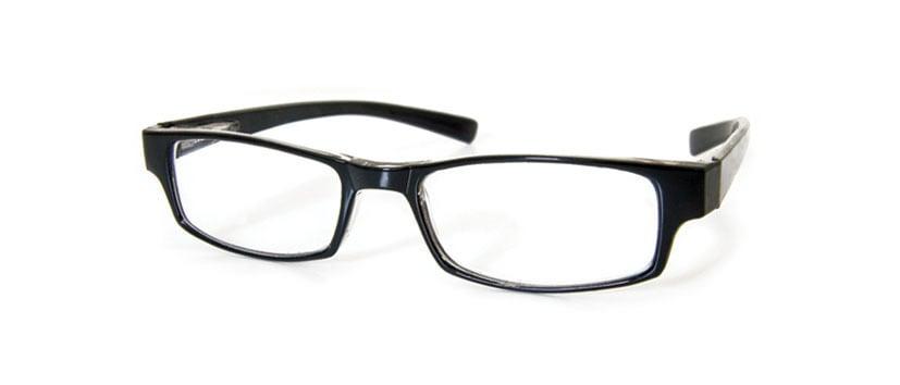 Vitorgan EyeLead E114 Ανδρικά Γυαλιά Πρεσβυωπίας, Κοκκάλινα σε Μαύρο χρώμα. Συνοδεύεται από μαλακή θήκη με κορδόνι & πανάκι καθαρισμού, 1 τμχ - 0.75