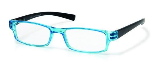 Vitorgan EyeLead E122 Γυναικεία Γυαλιά Πρεσβυωπίας, Κοκκάλινα σε Γαλάζιο-Μαύρο χρώμα. Συνοδεύεται από μαλακή θήκη με κορδόνι & πανάκι καθαρισμού, 1 τμχ
