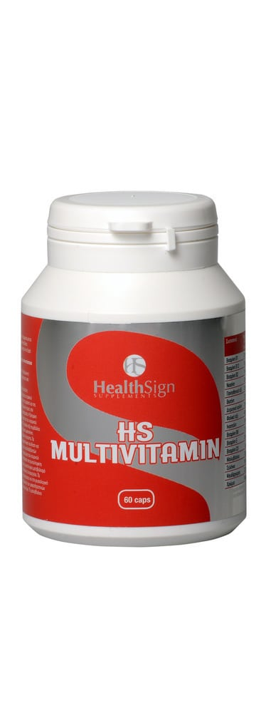 Health Sign HS Multivitamin, 60caps