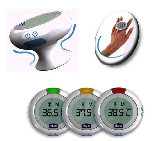 Chicco My Touch Θερμόμετρο μετώπου με Υπέρυθρες