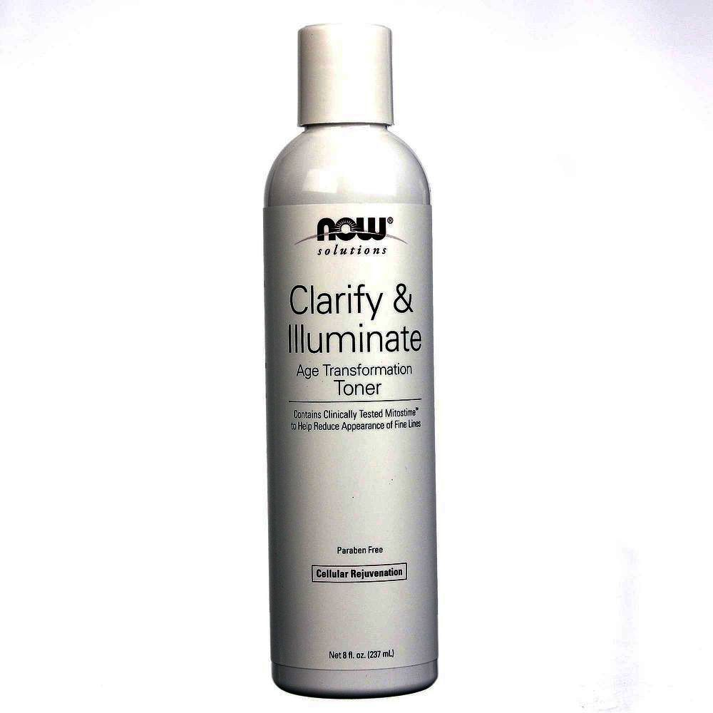 Now Clarify & Illuminate Toner, 236 ml
