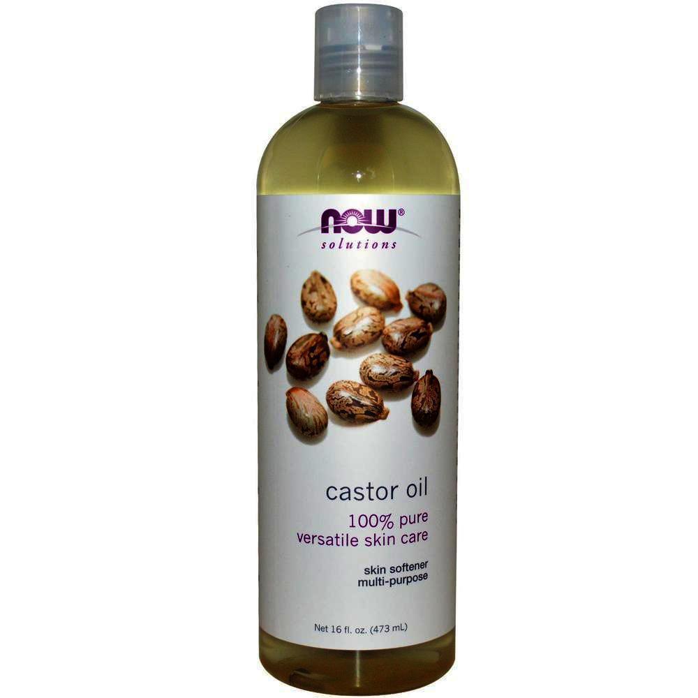 Now Castor Oil, 473,1 ml