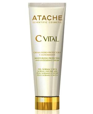 ATACHE C Vital A.H.A. Cream Ενυδατική Κρέμα για κανονική ή ξηρή επιδερµίδα, 50ml