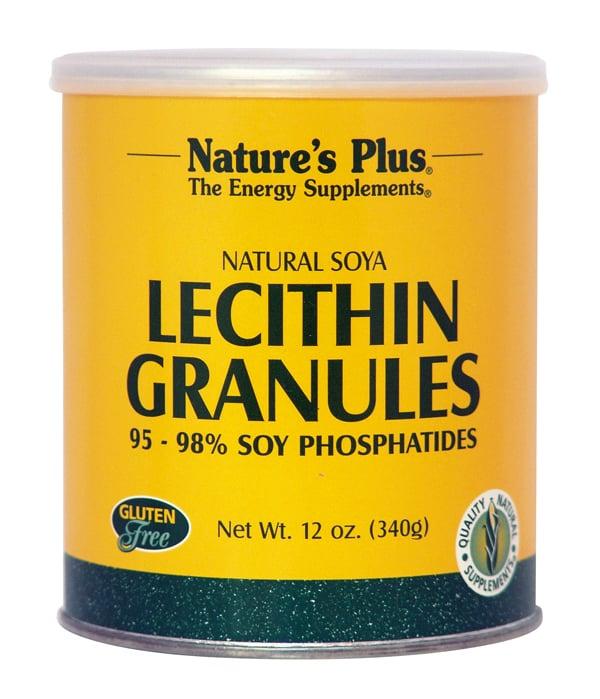 Nature's Plus, Lecithin Granules, 340 gr