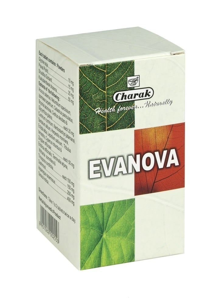Charak Evanova, 100 tabs