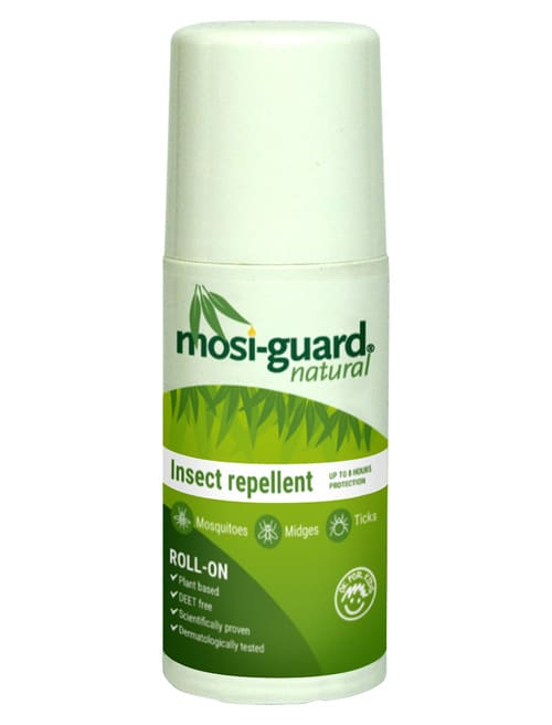 ΔΑΦΝΗ Mosi - Guard Natural Roll On Απωθητικό Κουνουπιών Δέρματος, 60ml
