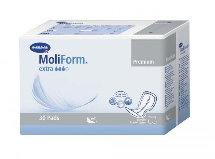 Hartmann MoliForm Premium Soft - Extra (168319), 30 τμχ