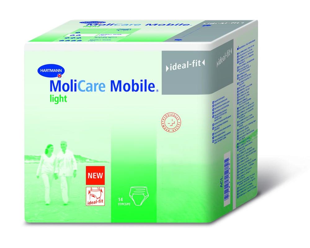 Hartmann MoliCare Mobile Light - No. Large, 14 τμχ