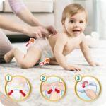 Pampers Premium Care Newborn No.1 (2-6